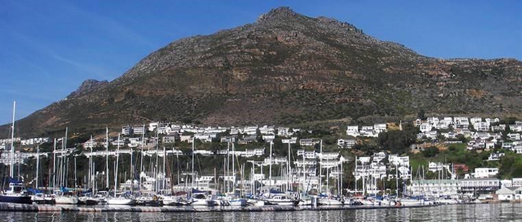 Simon's Town Yacht Basin