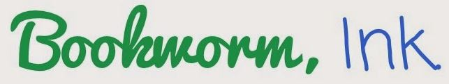 Bookworm Ink logo