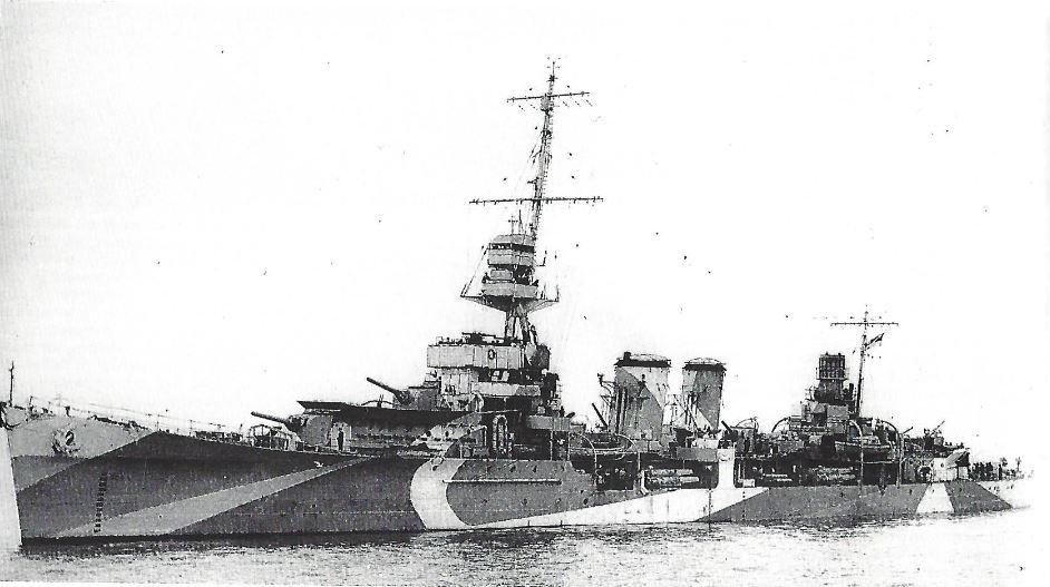 HMS Durban