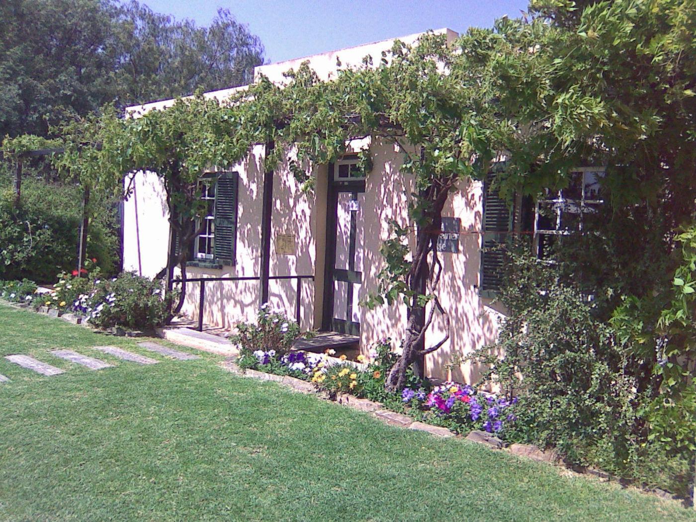 Oliver Schreiner's House in Cradock